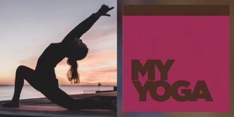 Yoga e Óleos Essenciais, despertando seus sentidos! tickets