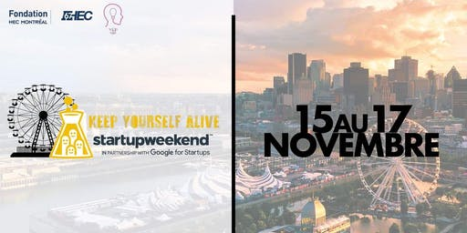 Startup Weekend - Keep yourself alive