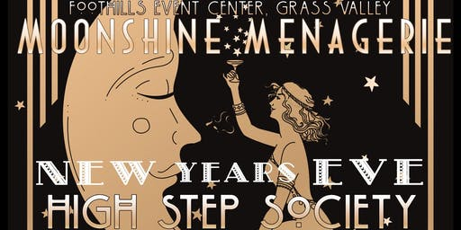 Moonshine Menagerie NYE Party