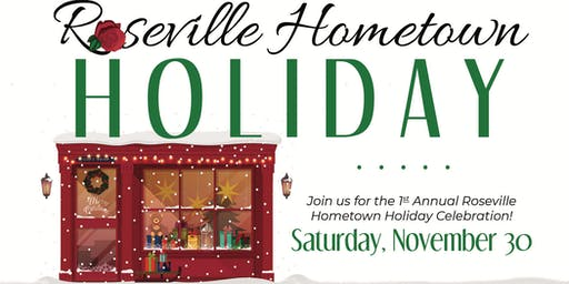 Roseville Hometown Holiday
