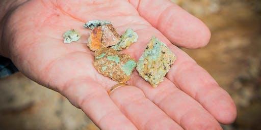 Rocks and Minerals of Joshua Tree National Park Spring 2020 (Geosciences x425.1, 1.5 units)