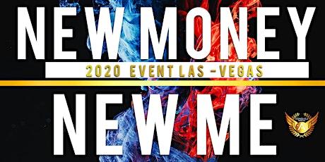 2020 New Money-New Me Event Vegas tickets