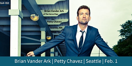 Brian Vander Ark  (of the Verve Pipe) with Petty Chavez tickets