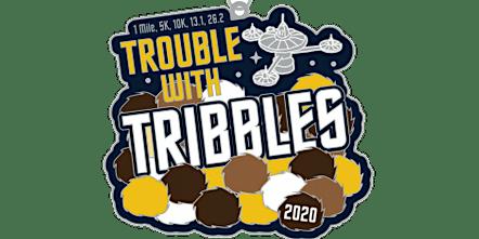 2020 Trouble with Tribbles 1M, 5K, 10K, 13.1, 26.2 - Arlington