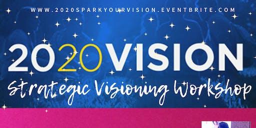 The Fierce Woman Presents 2020 Vision w/Nancy Ruffin