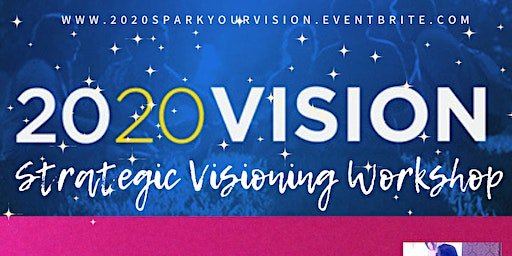 The Fierce Woman Presents 2020 Vision w/Nancy Ruffin