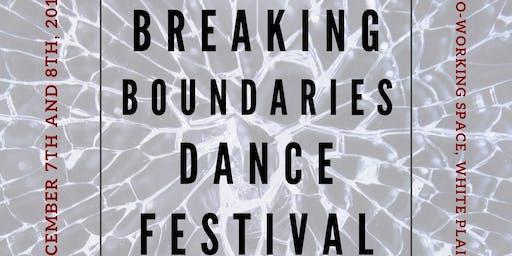 Breaking Boundaries Dance Festival Day #1