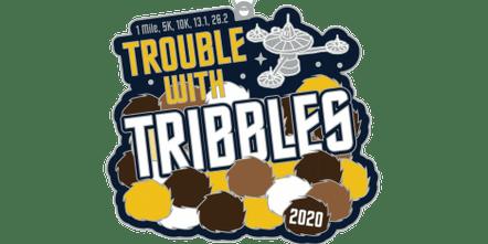 2020 Trouble with Tribbles 1M, 5K, 10K, 13.1, 26.2 - Washington