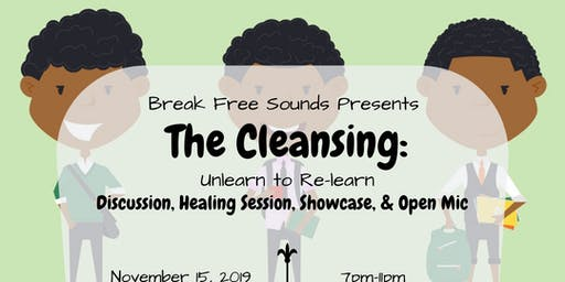The Cleansing: Unlearn to Re-learn