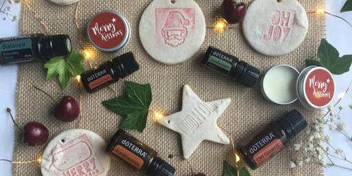 DIY Make and Take Christmas Gift Workshop Using doTERRA Essential Oils