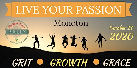 Live your Passion Moncton -3G tickets