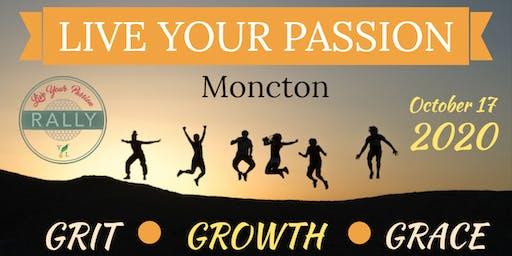 Live your Passion Moncton -3G