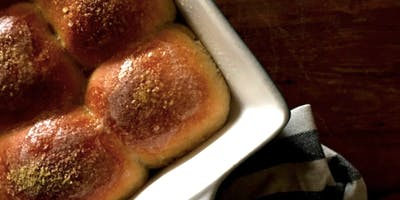 HOLIDAY BAKING: LEARN TO MAKE & TAKE HOMEMADE YEAST ROLLS