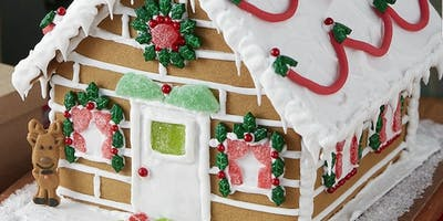 Winter Wonderland - Holiday Cookie Houses! - Easton, PA