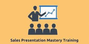 Sales Presentation Mastery 2 Days Training in Portland, OR