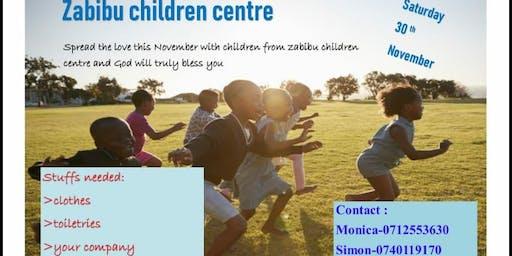 Trust foundation  zabibu children's home visit