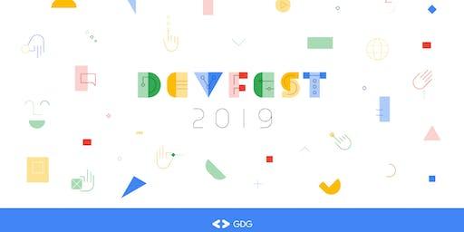 GDG DevFest Hong Kong 2019