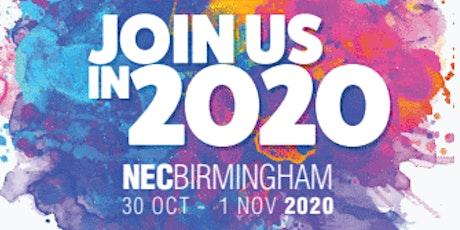 Mind Body Spirit Birmingham Wellbeing Festival 2020 tickets