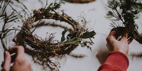 Woodland Wreath Workshop tickets