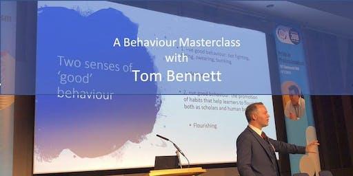 A Behaviour Masterclass with Tom Bennett