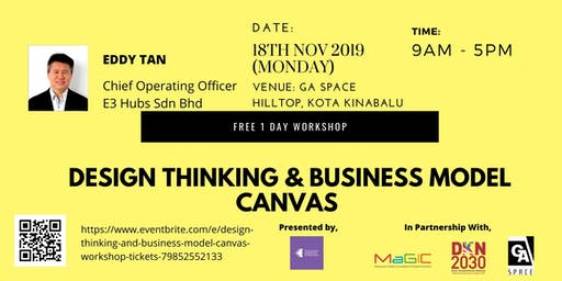 Design Thinking And Business Model Canvas Workshop