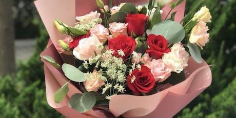 Flower Bouquet workshop tickets