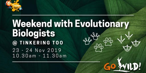 Tinker Fest 2019 | Weekend with Evolutionary Biologists