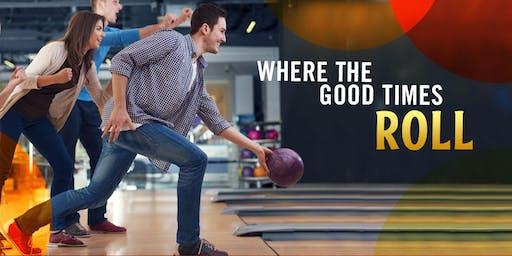Ride Share Drivers Bowling Extravaganza
