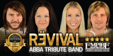 Revival ABBA Tribute Band tickets
