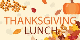 2019 Thanksgiving Luncheon for PreK-3rd Graders' Parents