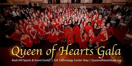 Queen of Hearts Gala tickets