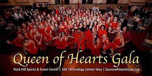 Queen of Hearts Gala