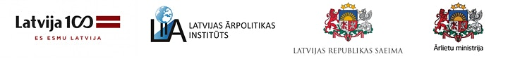 Latvijas Ārlietu simtgade. Pasaules doma un Latvija image