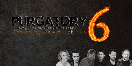 Purgatory 6 - Autographs Tickets