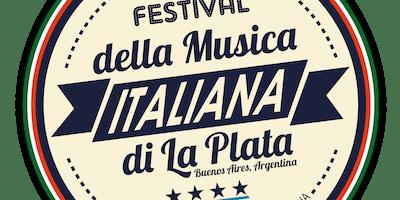 Audición VI Festival de la Música Italiana de La Plata, Edición 2020, Sede Rosario