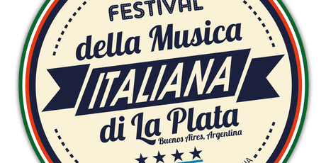 Audición VI Festival de la Música Italiana de La Plata, Edición 2020, Sede Rosario entradas