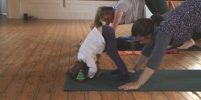 Toddler and Pre-School Yoga, 5 week course