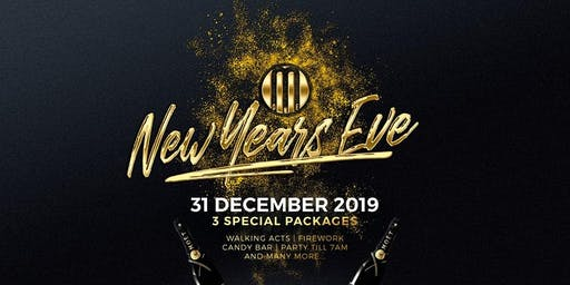 New Years Eve 2020 // Drink Package