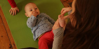 Baby Massage and Yoga, 5 week course