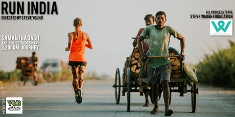 Run India Screening and Q&A with Samantha Gash tickets