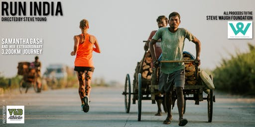 Run India Screening and Q&A with Samantha Gash