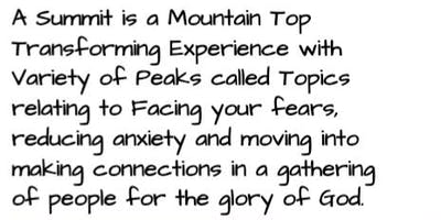 **** Your Fear Summit