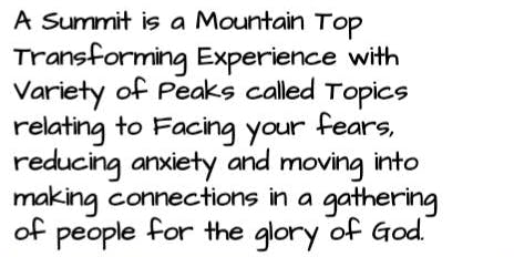 Face Your Fear Summit