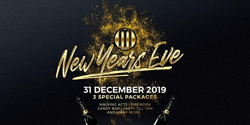 New Years Eve 2020 // Entry Only