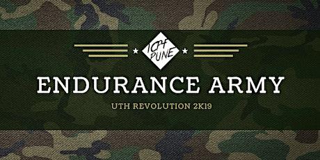 Endurance Army  tickets