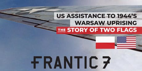 Frantic 7 - The Story of 2 Flags tickets