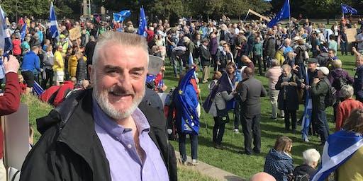 Edinburgh East SNP - Tommy Sheppard Candidate Adoption Night