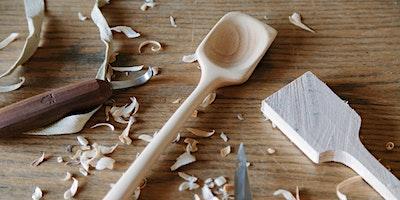 Cwrs Cerfio Llwyau | Spooncarving Course