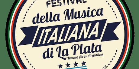 Audición, VI Festival de la Música Italiana de La Plata, Edición 2020, Sede Córdoba entradas