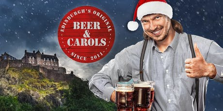 Ps & Gs Beer & Carols (Men only) tickets